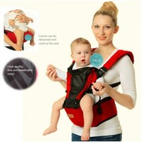 Breathable Mesh Multifunctional Baby Hip Seat Carrier