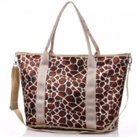BabyCare 6001 Multifuction Mother Diaper Tote Bag Organizer For Baby And Kid (Giraffe)