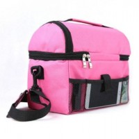 Cooler Lunch Box Carry Bag Storage Picnic Travel