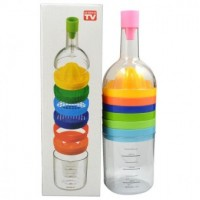8 in 1 Kitchen Tools combination of multifunctional kitchen tool creative bottle