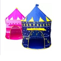 Portable House/ Hut Play Kids Play Tent Castle House