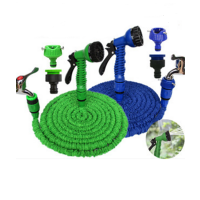 (50FT/100FT/150FT) Magic Hose Heat-resistant Garden Expandable Water Hose
