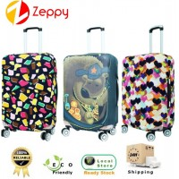 Fashion Elastic Dust-proof Travel Suitcase Protective Cover Luggage Protector Cases '22-26inch'