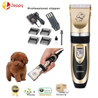 Rechargeable Cat Dog Animal Hair Trimmer Grooming Clipper Haircut Machine