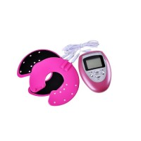 Electronic breast reast chest massage
