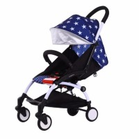 Babytime throne compact and light cabin size Stroller - Star
