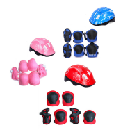 7pcs Outdoor Sport Safety Protective Gear for Kids