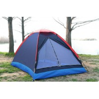 2 Person Outdoor Hiking Waterproof Camping Tent With Carry Bag