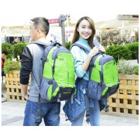 45L Water Resistance Travel Backpack Outdoor Hiking Backpack