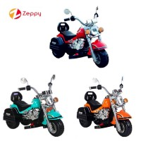 Luxury Harley Electric Kids Ride On Motorcycle Scooter