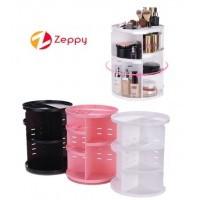 360 Rotating Cosmetics Storage Box - 3 Colors Available