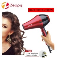 2800W High Power Professional 4-Speed Silent Constant Temperature Hair Dryer