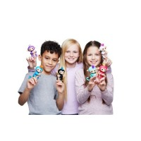 Colorful fingers monkey electronic smart touch